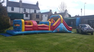 Kids Assault course